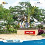 Food Park WBS